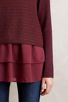Mary Janes Style Files: November Tops & Coats