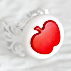 adorable apple ring