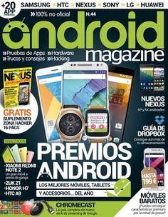 Revistas PDF En Español: Revista Android Magazine España - Enero - Febrero ...