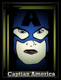 Captain America Poster for $4.99