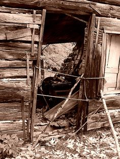 Shack door at Old Victoria.  Postcards, greeting cards, photographic prints available.