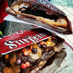 Double high-fives to the Triple Trip and Coco Vanil' BeaverTails pastries via Melanie Mendes (@melaniemendes__) on Instagram