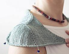 Пошаговое сборка рукава вязаного свитера
