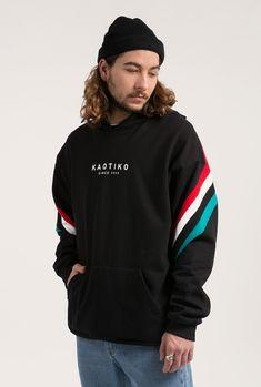www.kaotikobcn.com Made in Barcelona. #kaotikobcn #boy #sweatshirt #green #red #black