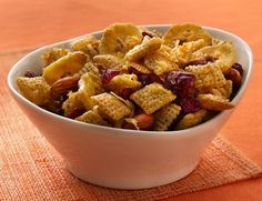 Ginger-Rice Crunch Recipe by Betty Crocker Recipes, via Flickr