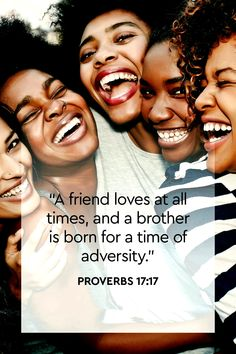 Proverbs 17 17, Book Of Proverbs, Proverbs Quotes, Friends In Love, Books, Movies, Movie Posters, Libros, Film Poster