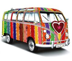 Yarn bomb--A vehicle after my heart!