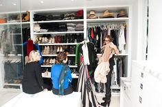 LUV DECOR: 12 Ideias para closets  #closet #Inspiration