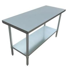 Home Styles The Orleans Vintage Carmel Kitchen Utility Table ...
