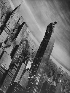 Gotham → Margaret Bourke White