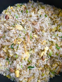 Pin by thyaa (delicious recipes) on masakan Rice Recipes, Asian Recipes, Vegetarian Recipes, Chicken Recipes, Dinner Recipes, Cooking Recipes, Healthy Recipes, Ethnic Recipes, Gifts For Boyfriend Long Distance
