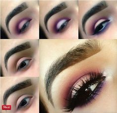Brighten up your eyes with some pink and purple eyeshadow! Get your eye makeup from a Duane Reade near you!