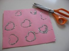 Easy Valentine Craft! - No Time For Flash Cards