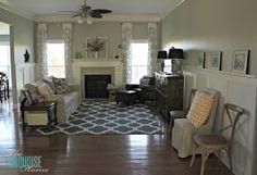 Living Room Makeover – Part 7: Final Reveal