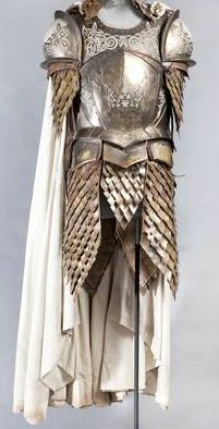 Armor. Game of Thrones.