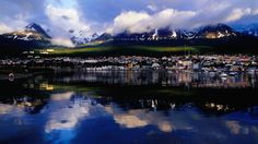 Ushuaia- Visit the penguins, take a glimpse of white caps of the South, and take a very deep breath to just enjoy :)