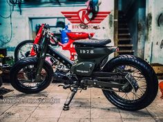 Custom Moped, Custom Bikes, Honda Cub, Honda Bikes, Ride Or Die, Mini Bike, Motorcycle Bike, Bobber, Hot Wheels