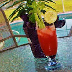 What's Cookin' Italian Style Cuisine: Bloody Mary Mix Recipe