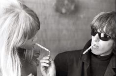 wonderfultonightuncensored: Pattie Boyd and George Harrison