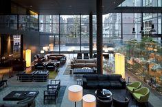 Hotel Conservatorium - Amsterdã - Holanda