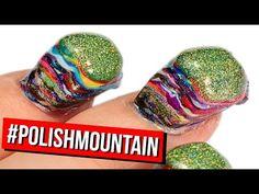 Challenge: Mehr als 100 Nagellack Schichten auftragen http://www.combeauty.com/videos/challenge-mehr-als-100-nagellack-schichten-auftragen.html