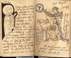 IndyGear - Props - Grail Diary Invented Pages