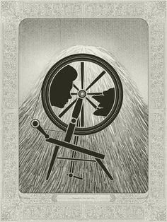 Rumplestiltskin Print by Kevin Tong