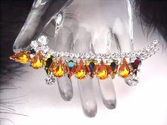 Czech Rhinestone Dachshund Pin | Dackel Strassbrosche | Exklusivmodell *pnl397 - JAUL.biz Perlen und Glas