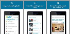 Quikr - Review & Download Shopping Apps, Search, Searching