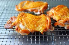 Cracklin' Chicken by Michelle Tam http://nomnompaleo.com