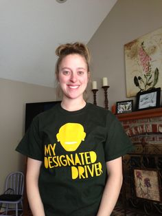 My Designated Driver. #oppermacher