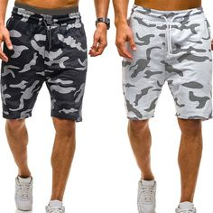 2019 New Men Camouflage Shorts Casual Male Hot Sale Military Cargo Shorts Knee Length Mens Summer Short Pants Pantalon Homme # Camouflage Shorts, Camo Shorts, Casual Shorts, Mens Tactical Pants, Fashion Pants, Mens Fashion, Athleisure Outfits, Mens Fitness, Fitness Apparel