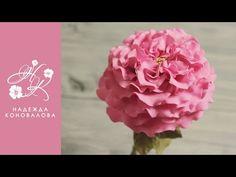Как сделать садовую розу из фоамирана.. Обсуждение на LiveInternet - Российский Сервис Онлайн-Дневников