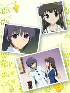 Yuki & Tohru