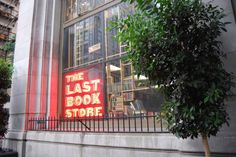 High ceilings, mood lighting, #books, and a prison room. #review #losangeles @lastbookstorela http://bit.ly/1JVTtO7