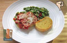 Homestyle Direct Eggplant Parmesan - $7