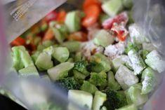 freezer meals for the crockpot