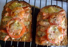 Горячие бутерброды в духовке | La-Minute