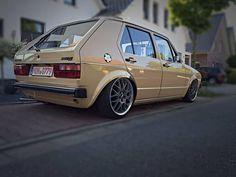 Volkswagen Golf Mk1, Vw Mk1, Audi, Porsche, Golf Mk2, Mk 1, Ocean City, Slammed, Supercars