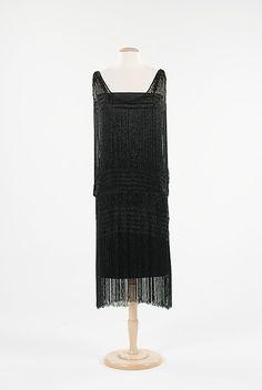 Evening Dress  Coco Chanel, 1924-1926  The Metropolitan Museum of Art