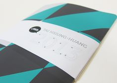 Self Promotion by Tai Hsiung Huang, via Behance