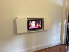 TV cupboard finished