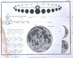 Astronomy - Celestial Atlas - Jamieson 1822 - Plate 30