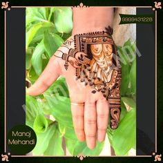 The mehndi designs for women can be detailed, yet those for men are increasingly straightforward and calm. Here are some top mehndi designs for men. New Bridal Mehndi Designs, Henna Art Designs, Mehndi Designs 2018, Modern Mehndi Designs, Dulhan Mehndi Designs, Mehndi Design Pictures, Beautiful Henna Designs, Mehndi Designs For Hands, Mehndi Images