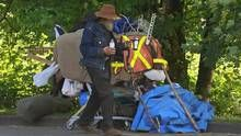 Manure tactics by Abbotsford, B.C., part of effort to evict homeless: lawyer