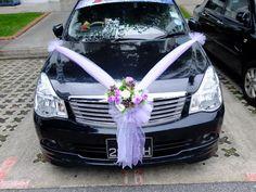 Свадьба в Запорожье: Украшение Авто