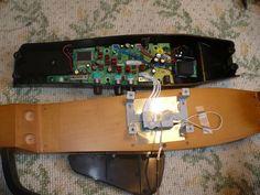 Electronics partially removed. #guitarrepair, #yamaha, #yamahasilentguitar, #yamahaguitars, #acoustic, #guitar, #nyc, #newyork, #harlem