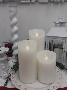 Real-Lite Candles