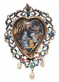Galerie des bijoux