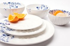 Delfts Blauw design - Origami ontmoet Delfts blauw - servies - Heinen Delfts Blauw